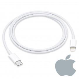 Apple - Câble d'origine Type C vers Lightning - 1m