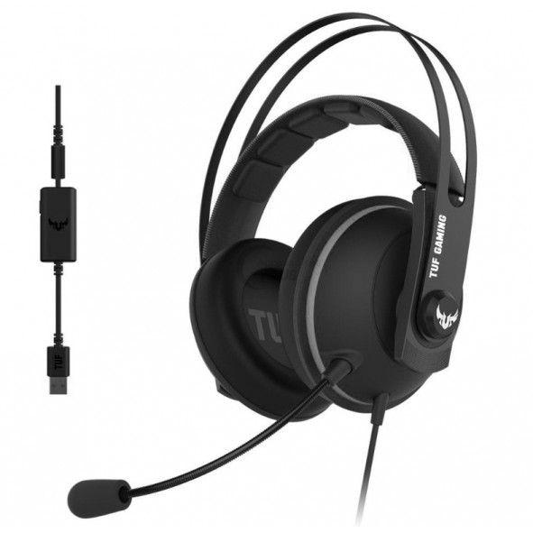 Asus TUF H7 Surround - Gun Metal - 7.1 - C77