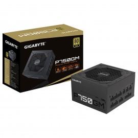 Gigabyte P750GM 80+ Gold - 750W - Modulaire - C42
