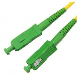 Jarretière optique simplex 9/125 SC-APC/SC-APC (5m) - C42