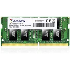 SODIMM DDR4 AData 8Go 2666Mhz C19 - F42