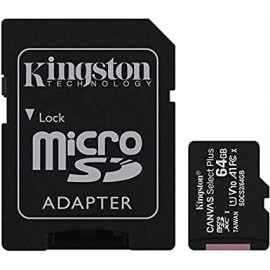 64Go Kingston Micro-SD C10 - F105