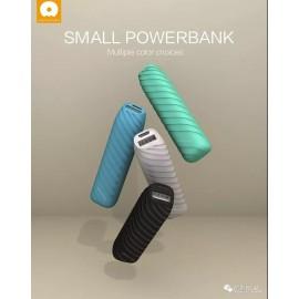 Mini PowerBank - 2600mA - Noir