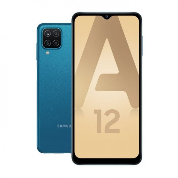 Samsung Galaxy A12 - 64Go Bleu - C108