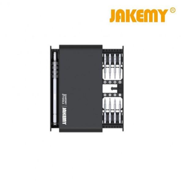 Tournevis 17 en 1 kit outillage Jakemy JM-8171 - C90