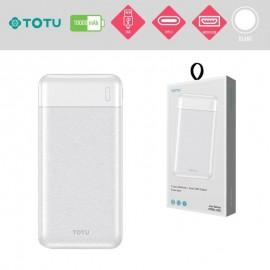 PowerBank 20000 mAh blanc TOTU - C90
