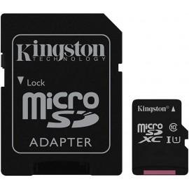256Go Kingston Micro-SD C10 - F105