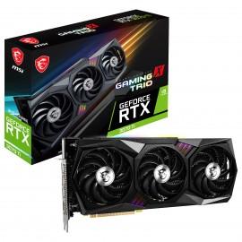 MSI GeForce RTX 3070 Ti Gaming X Trio - 8Go - C2