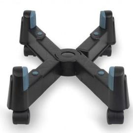 Support à roulettes NGS ajustable pour boitier - C42