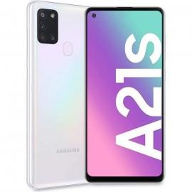 Samsung Galaxy A21S - 64Go Blanc - C108