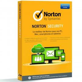 Norton Internet Security 2015 1an/1poste