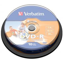 DVD+R Verbatim x 10 Spindle