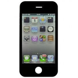 Vitre Tactile + Ecran iPhone 4 Blanc