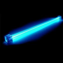 Tube Néon vert 30cm + alimentation - C62