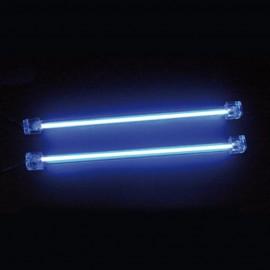 Tube Néon bleu 30cm + alimentation - C62