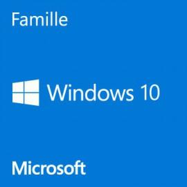 Windows 10 Famille OEM 64