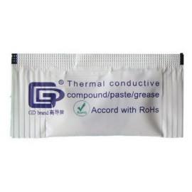 Pâte thermique Silicone - 2g