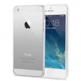 Coque iPhone 5/5S/5SE Silicone Transparente / C70