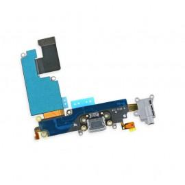 Nappe Dock de charge + Jack iPhone 6 Noir - C61