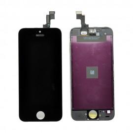 Vitre Tactile + Ecran iPhone 5 Noir - C60