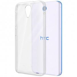 Coque HTC Desire 816 Silicone Transparente / C70