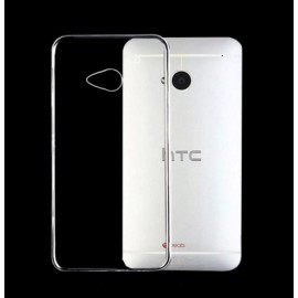 Coque HTC One M9 Silicone Transparente / C70
