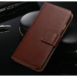 Etui iPhone 6/6S Plus Wallet Case Noir / C70
