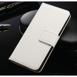 Etui iPhone 6/6S Wallet Case Blanc / C70