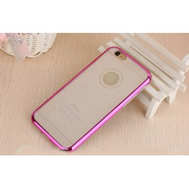 Coque iPhone 5/5S Silicone Luxe Bling / C70