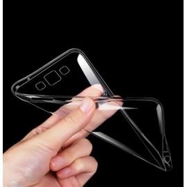 Coque Samsung S6 edge Silicone Transparente / C70