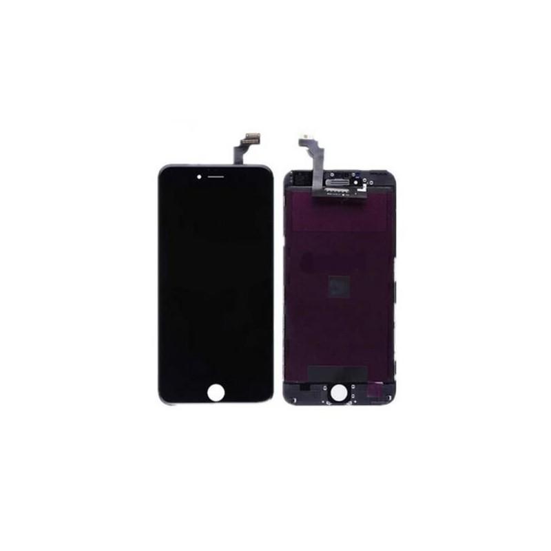 vitre tactile ecran iphone 6s noir c71. Black Bedroom Furniture Sets. Home Design Ideas