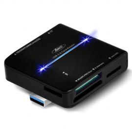 Lecteur de carte externe USB + SIM