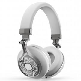 Casque Bluetooth Blanc - Bluedio T3 + Micro