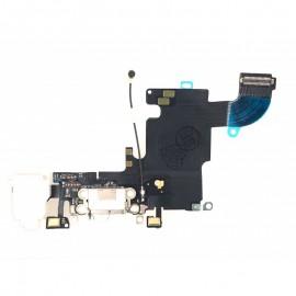 Nappe Dock de charge + Jack iPhone 6 Noir - C70