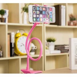Rose - Support flexible pour téléphone
