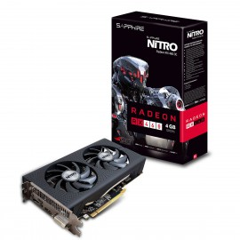 Radeon RX460 WindForce Gigabyte 4Go - C1