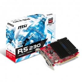 Radeon R5 230 ASUS DDR3 2Go - C2