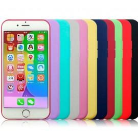 Coque Bleu iPhone 6/6S Silicone TPU Gel / C70