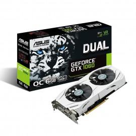 GeForce GTX1060-OC Asus Dual 6Go - C6