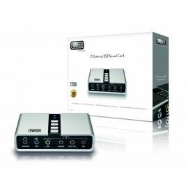 USB - Sweex SC016 Carte son 7.1 externe / C42