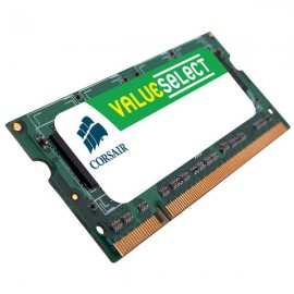 SODIMM DDR3 Corsair 8Go 1600Mhz