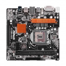 s1151 - Asrock H110M-HDV DDR4 - C1