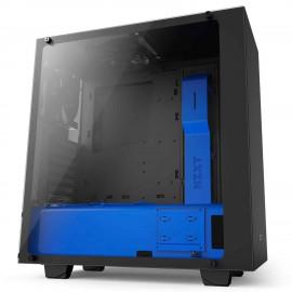 NZXT S340 ELITE (Noir / Bleu) - C2