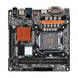 s1151 - Asrock H110M-ITX / AC - C1