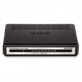 Switch D-Link GO-SW-8G - 8p 1Gbps - C20