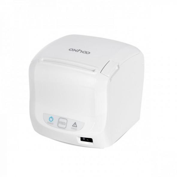 Blanc - TP50 Imprimante à ticket RJ45/USB/RS232