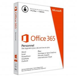 Microsoft Office Famille 365 - 1an / 1 utilisateur