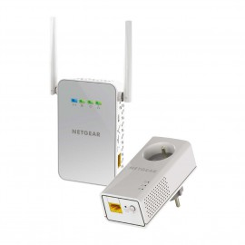 CPL Netgear PLPW1000 - 1000Mbps Wi-Fi Extender - C3