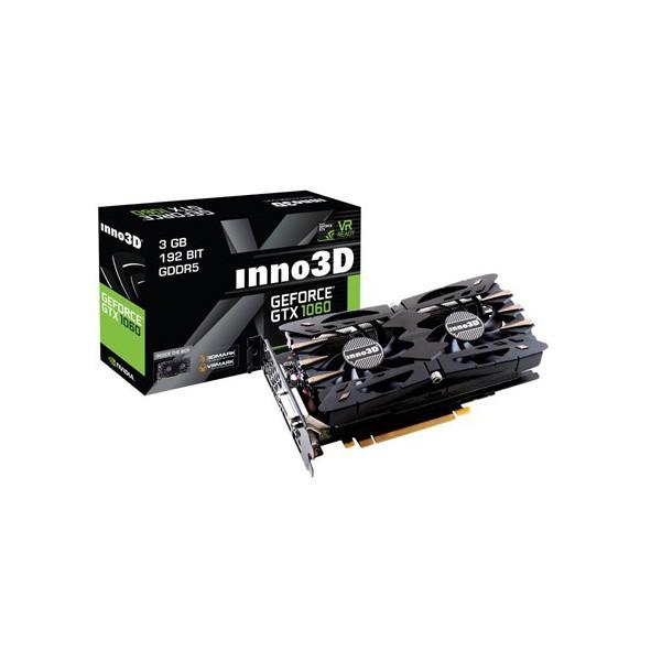 GeForce GTX1060 Twin Inno 3D 3Go - C20