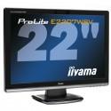 "OCCASION - Moniteur LCD - 22"" iiyama E2207WSV"